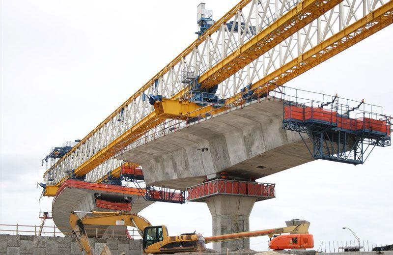 Revision de puentes con drones