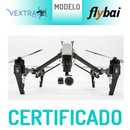 Certificado DJI-Inspire-1-T-600