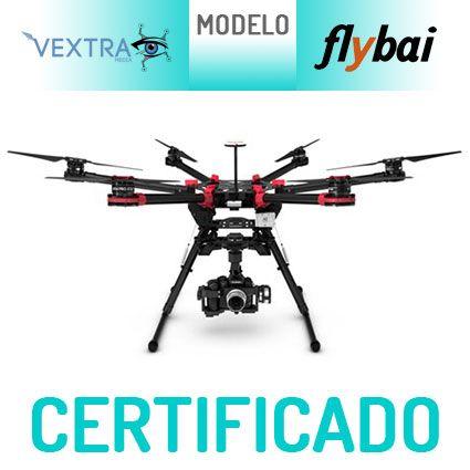 Certificado DJI S 900