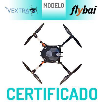 Certificado SQA-drones