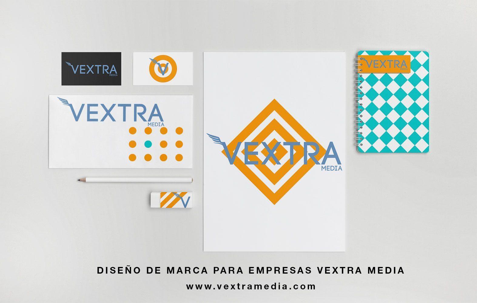 Diseño de papeleria de empresa