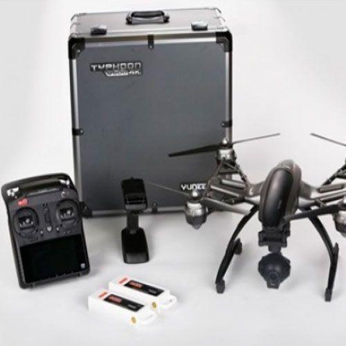 yuneec-q500-4k-rtf-con-maleta-de-aluminio-2-baterias-y-steady-grip OFERTA BAJADA DE PRECIO Tienda de drones Cantabria dron Yuneec con camaras de video y fotografia 4k maleta de aluminio dos baterias extra de regalo y steady grip gimball de mano profesionales Vextra Media
