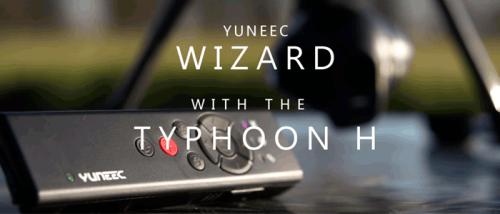uso del wizard de yunnec con el typhoon h