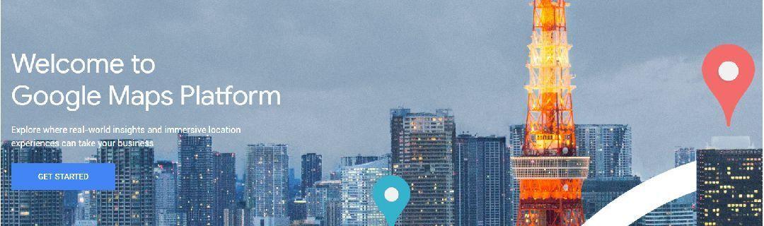 Google Maps API pasa a ser de Pago