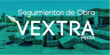 Seguimiento de obras con drones Vextra Media Cantabria