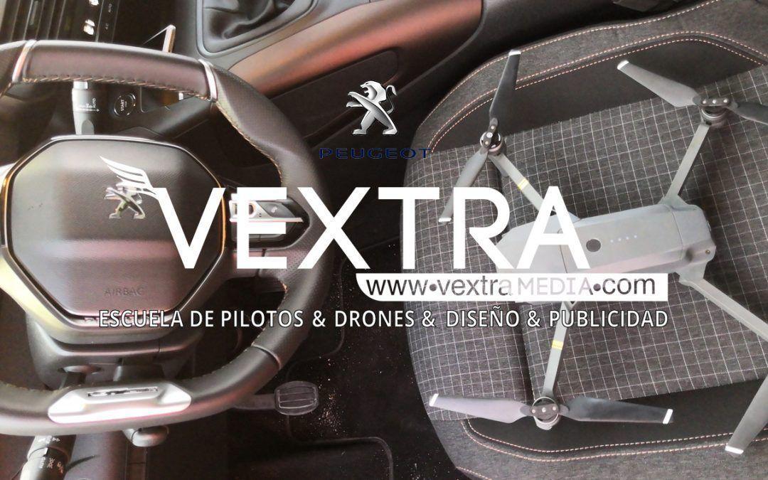 Vextra Media grabamos anuncio para Peugeot. – Rifter