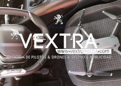 vextra-media-grabamos-anuncio-para-peugeot PEUGEOT RIFTER VEXTRA MEDIA grabando anuncioi