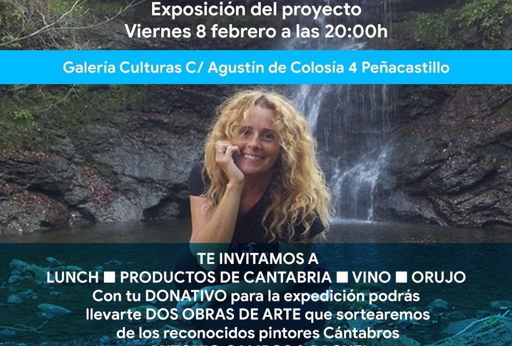 Trail Himalaya Nepal 2019 Presentación Galeria Culturas Santander