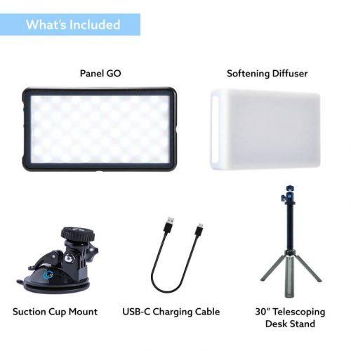 Kit de iluminación para Streaming - Youtube - Twitch - 6