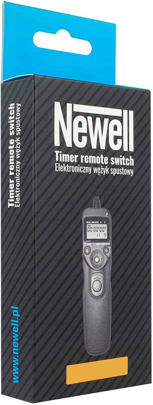 Newell intervalómetro RM-VPR1 para Sony - Detalle